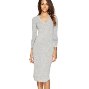 "Aritzia Wilfred Free ""Lisiere"" Dress Gray Large"